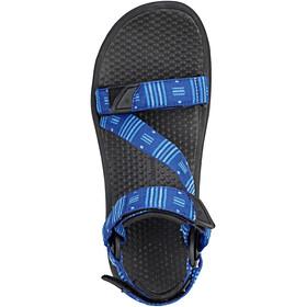 Columbia Big Water Sandals Men Royal/Aqua Blue